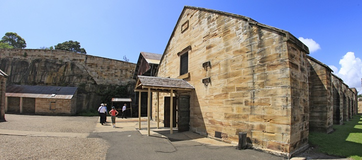 Learn what life as a convict would have been like on Goat Island, their punishment and food. You will also get an insight into the lives of the soldier who watched over them. On the tour you will also visit one of the 1st Water Police Stations in Sydney plus much more.    Book online so you don't miss out.