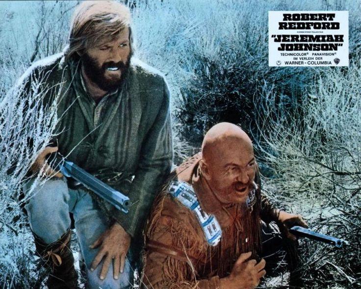 Jeremiah Johnson - Movie of the year 1972