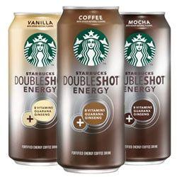 Starbucks DoubleShot Energy Coffee Assorted - 16oz (12 Pack)