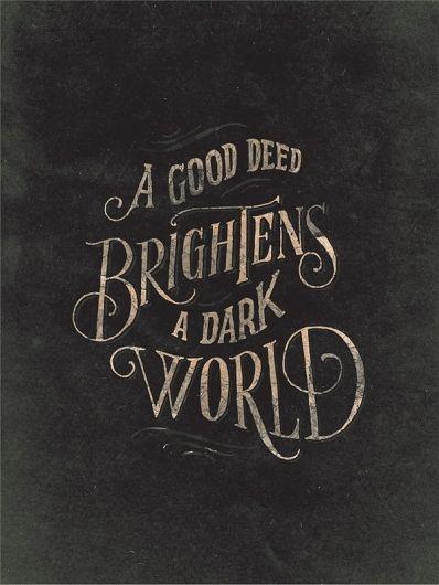 Help Ink — Good Deeds
