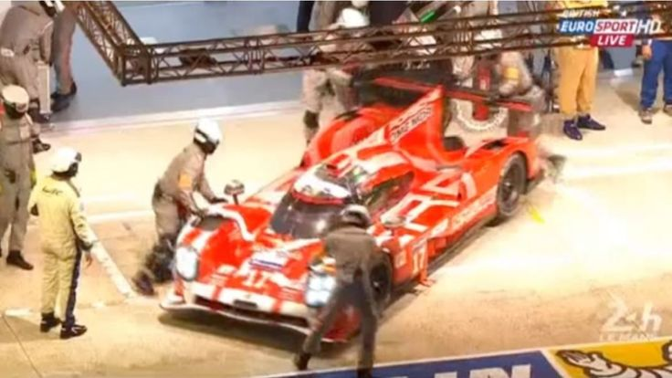 2015 Le Mans 24 Hours Qualifying 1 - Wednesday, June 10