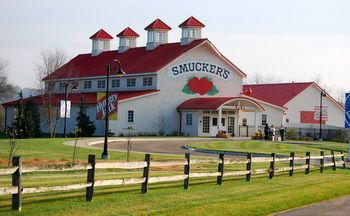 The Smuckers store and restaurant in Ohio. Had so much fun there!