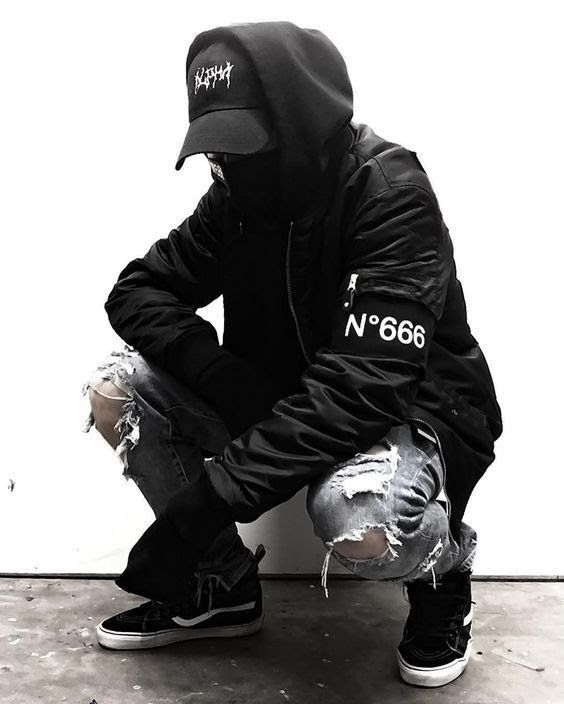 WE ARE STREET WEAR — streetcreeps: Outfit By: Alpha Motif More...