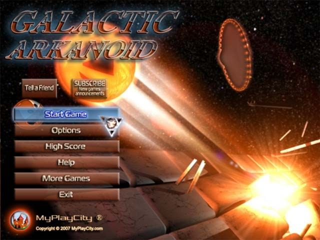 Galactic Arkanoid  The threat is pending over the world and no one but Cleaner and Bubble can deal with it! - See more at: http://playfreegames24.com/game/galactic-arkanoid/#sthash.9PZnucOC.dpuf