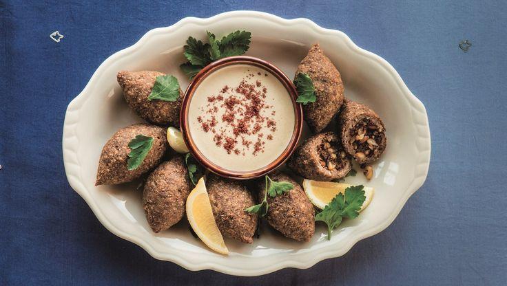 Zahav At Home: Michael Solomonov's Fried Kibbe