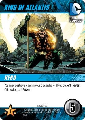 DC Comics Deck-Building Game | Image | BoardGameGeek