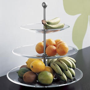 Tripoli Server in Specialty Serveware | Crate and Barrel 49,95