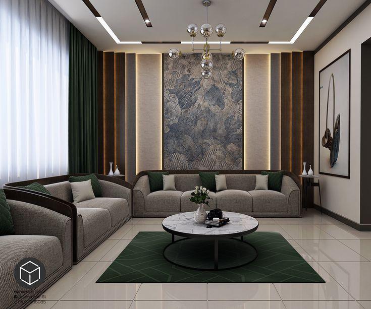 Living Room Modern Interior Design Of Dream Houses In