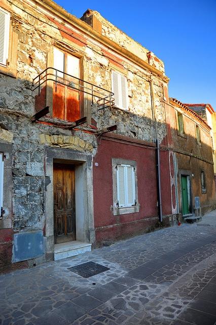 Restoration needed, Sagama,Sardinia,Italy