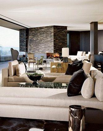 Randolph Dukes LA Hillside Home By XTEN Via Architectural Digest Interior Design
