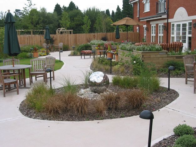 38 best Beaumont Villa Dementia Garden images on Pinterest