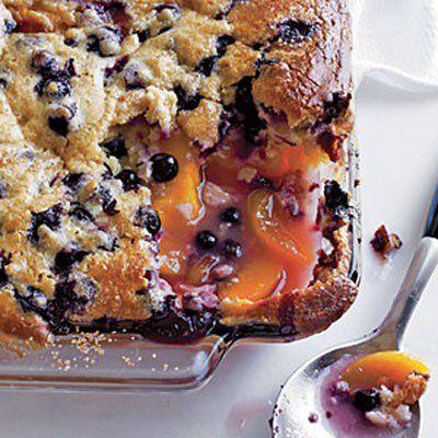 3 Peach Recipes for National Peach Cobbler Day | health.com