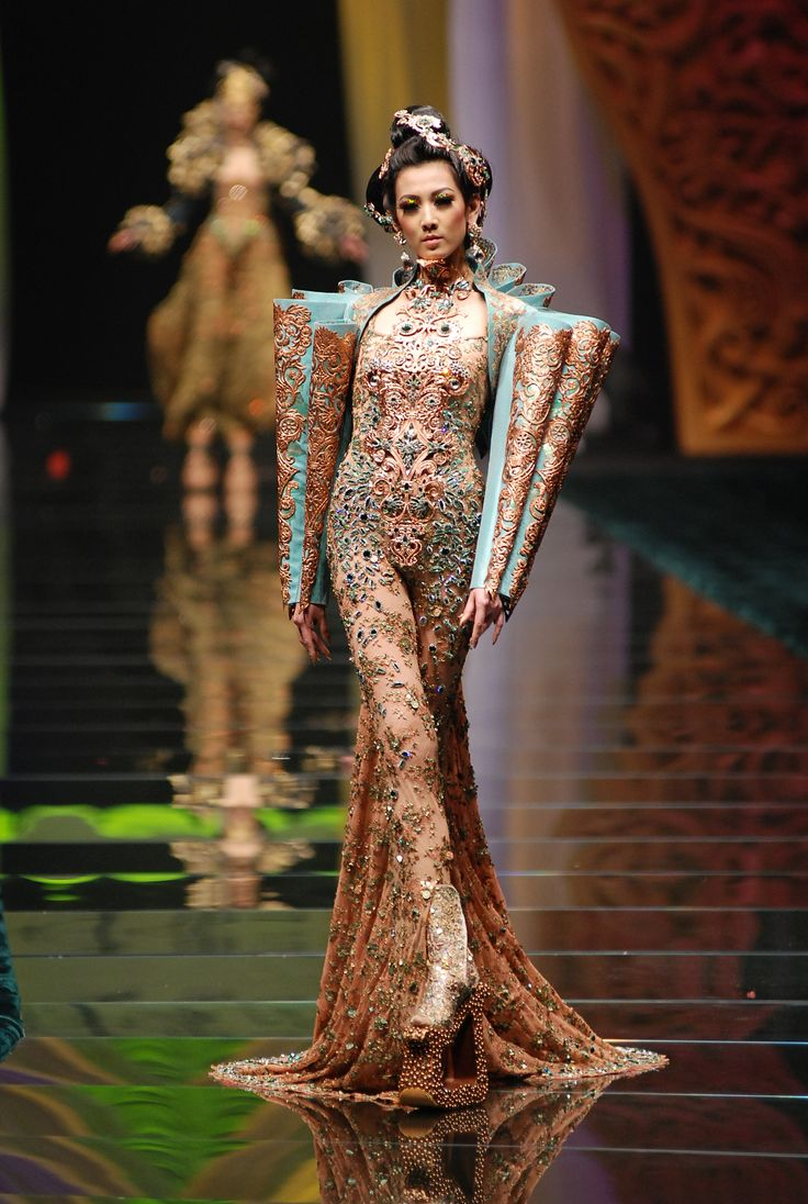 86 best guo pei couture images on pinterest guo pei for Xuming haute couture