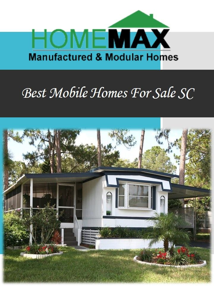 Pin by homemaxsc on Best Mobile Homes For Sale SC | Mobile