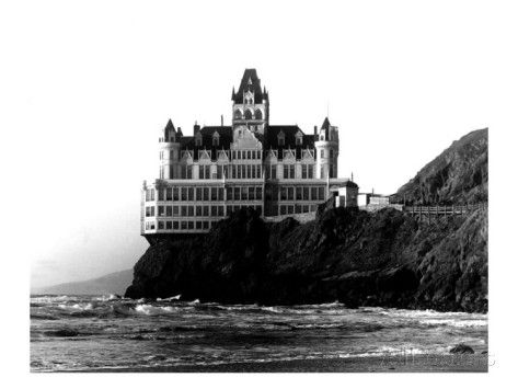 San Francisco, Cliff House Hotel Giclee Print at AllPosters.com