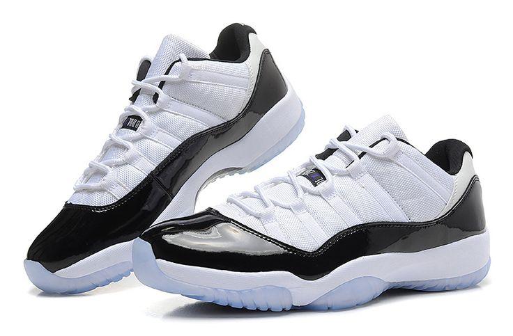 """Men's Perfect Air Jordan 11 Low """"Georgetown"""""""
