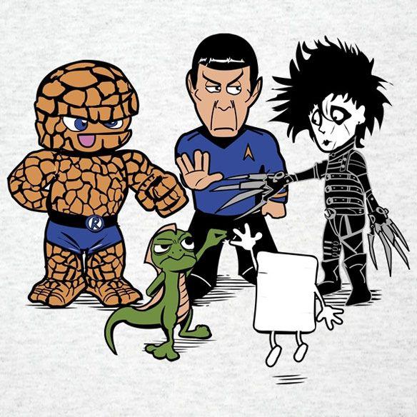 Rock Paper Scissors TShirt Lizard Spock.... lol that Sheldon Cooper cracks me up.... lol