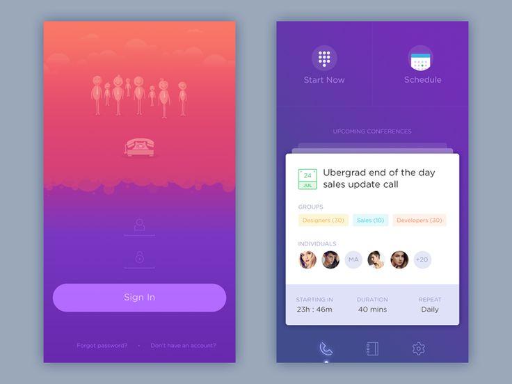 20 bold design inspiration — Muzli -Design Inspiration — Medium