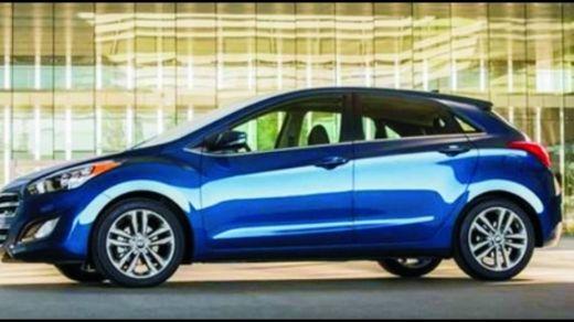 2017 Hyundai Accent Hatchback Performance