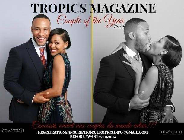 *COMPETITION* Couple of the Year 2014 brought to you by TROPICS MAGAZINE! Submit your pictures: https://www.facebook.com/photo.php?fbid=565002983591472&set=a.565002896924814.1073741834.108683399223435&type=1&theater&notif_t=like