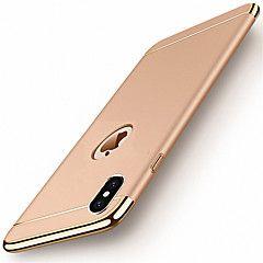 Pour iPhone X iPhone 8 iPhone 7 iPhone 6 Coque iPhone 5 Etuis coque Plaqué Coque Arrière Coque Couleur unie Dur Polycarbonate pour Apple – EUR € 8.93