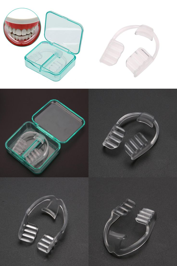 [Visit to Buy] New Dental Mouth Guard Prevent Night Teeth Tooth Grinding Bruxism Splint Sleep Aid #Advertisement