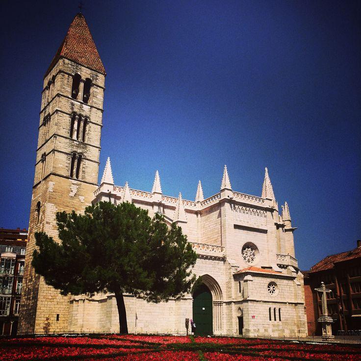 Iglesia Nuestra Señora de la Antigua #Vallodolid
