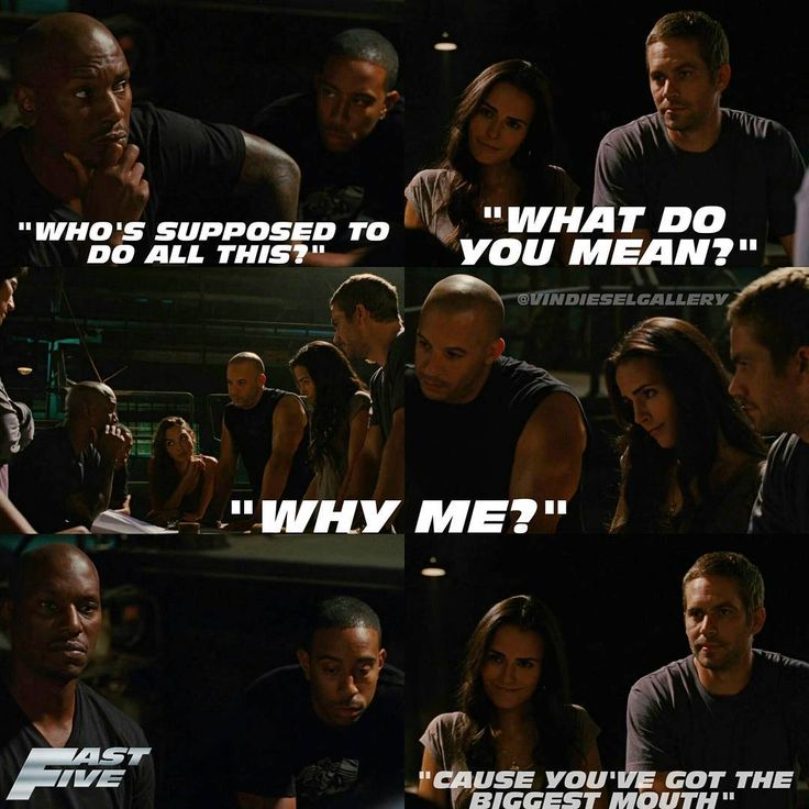 Vin Diesel Stills @vindieselgallery - Fast Five scene request f...Yooying