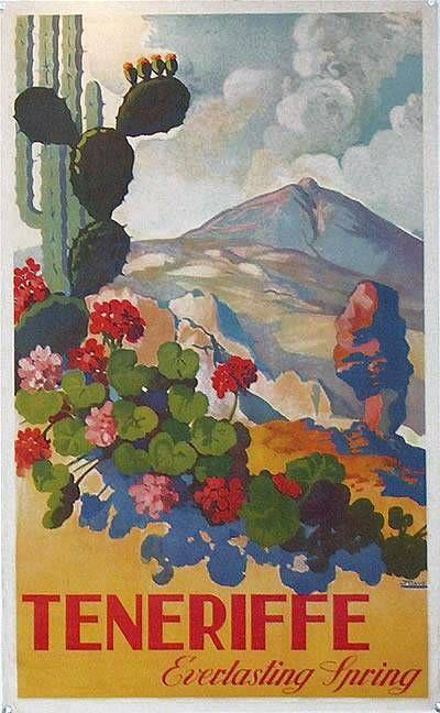 Tenerife   Everlasting Spring   Spain