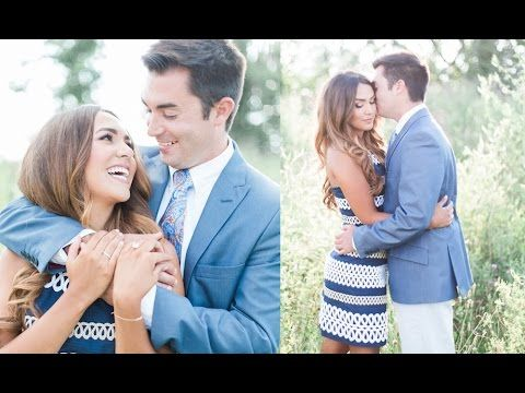 Engagement Photos: Tips, What to Wear + my pictures!