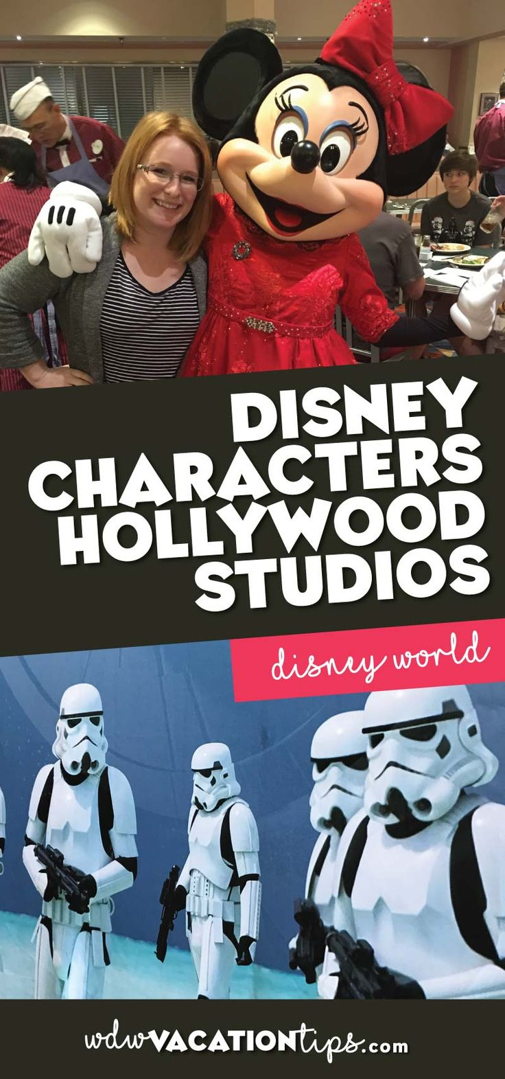 The Disney characters at Hollywood Studios in Walt Disney World plus tips and trick for creating memorable moments with Disney characters.