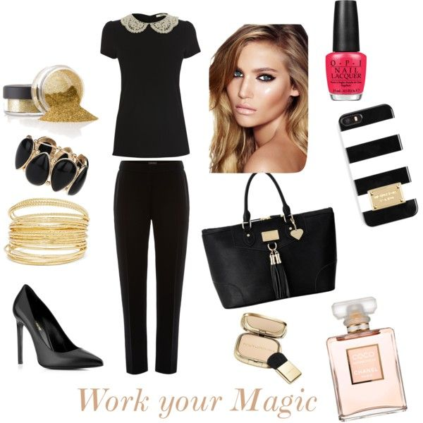 """""""Work your Magic"""" by louiseenorris on Polyvore"""