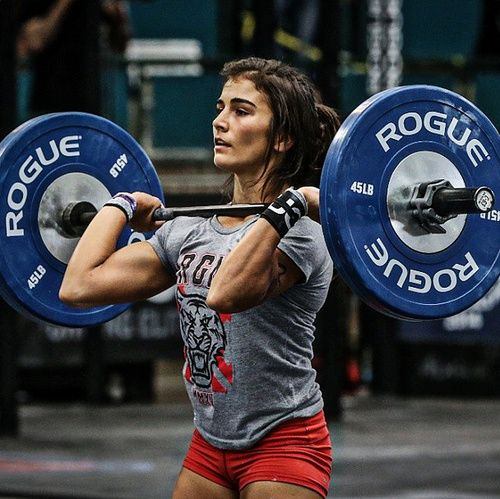 Crossfit is such a polarizing topic... is it ok that our #WCW is crossfitter Lauren Fisher?