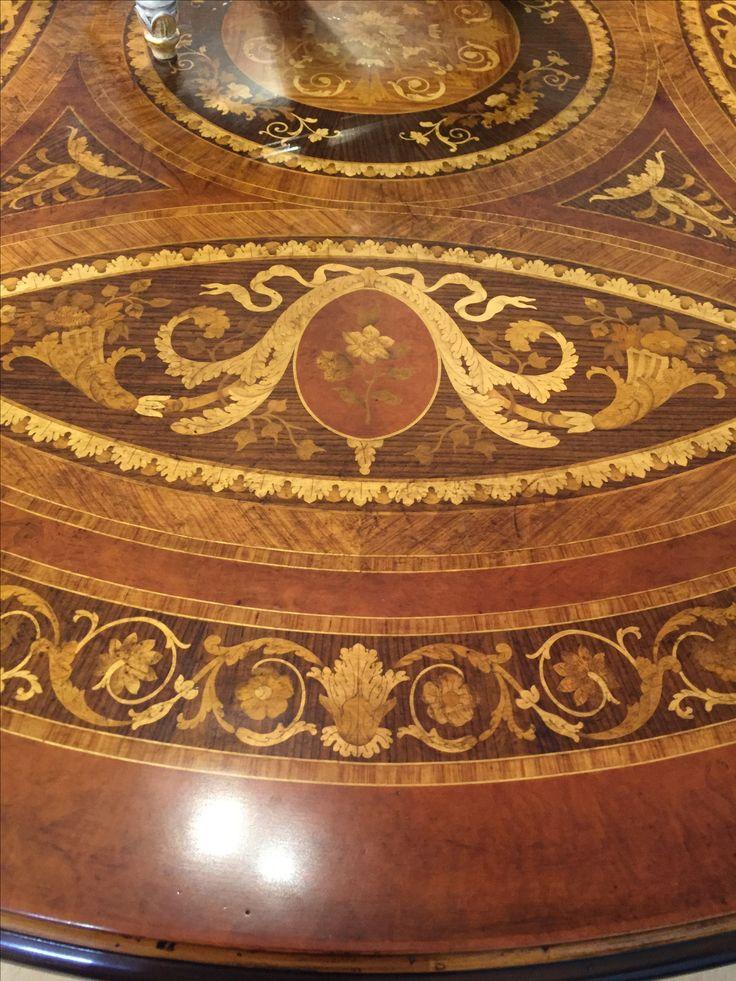 Inlaid maggiolini