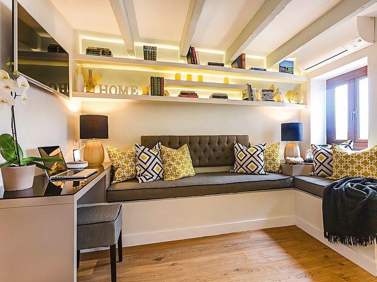 VM Designblogg: Διαμέρισμα 20τμ