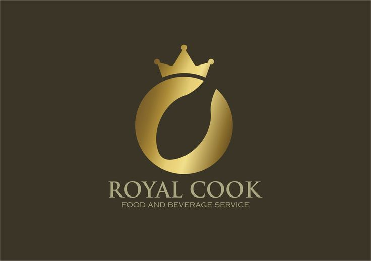 Royal Cook - Logo Design By Ronny Achmαϑ #logo #design #inspiration
