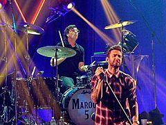Notícia: Maroon 5 fará shows no Brasil em 2016