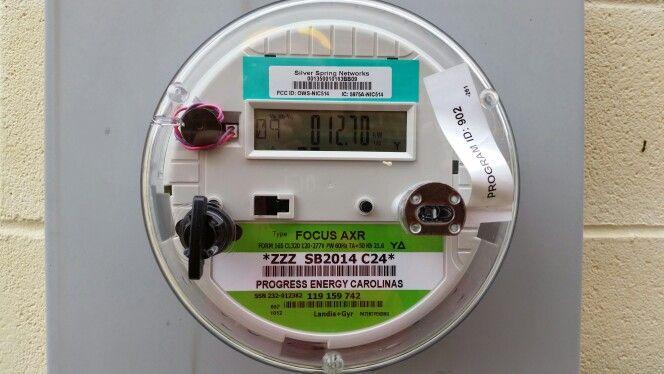 Landis   Gyr Focus Axr Polyphase Meter Form 16s