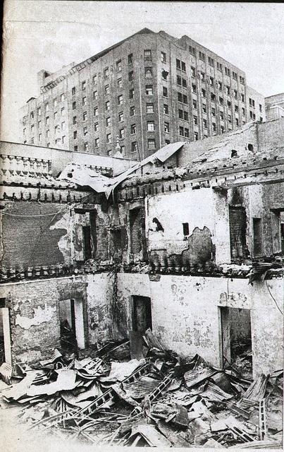 1973. Interior de La Moneda