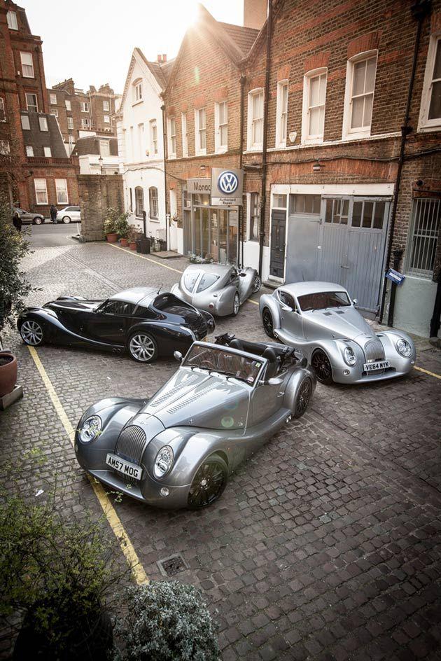Old school glamour and contemporary tech combine for a raucous ride in Morgan's Aero Coupe | Lifestyle | Wallpaper* Magazine