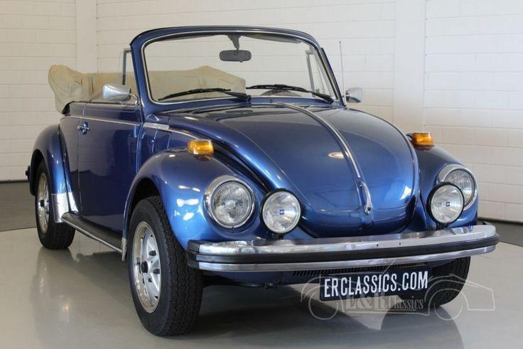 Volkswagen Beetle Cabriolet 1978