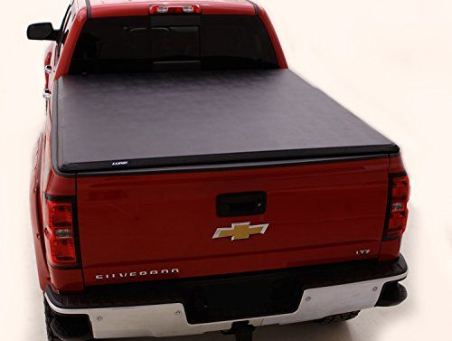 Lund 969364 Black Hard Fold Tonneau Cover. For product info go to:  https://www.caraccessoriesonlinemarket.com/lund-969364-black-hard-fold-tonneau-cover/