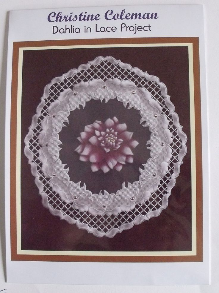 CHRISTINE COLEMAN - DAHLIA IN LACE PROJECT    Christine Coleman's 'Dahlia in Lace' is a beautiful A4 size parchment craft project which can be framed to hang on your wall or given as a gift. In this design you will be using coloured pencils and embossing, lacework and grid work. The illustrated instructions will help you create this wonderful design for yourself.