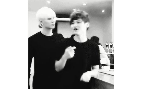 Everyone: Xero and Jenissi are so awkward with each other! Me:..okay...that sounds fake but..okay..