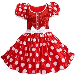 Minnie Mouse Costume for Women