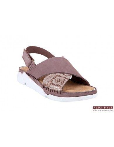 Сандалии : женские сандалии серые
