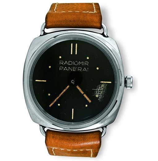 Panerai - Radiomir: 80 years of history in seven anecdotes | Industry News | WorldTempus
