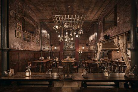 Pirate pub