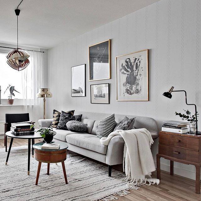 Scandinavian Living Room Design Ideas Inspiration: We Found The Scandinavian Living Room Ideas You Were