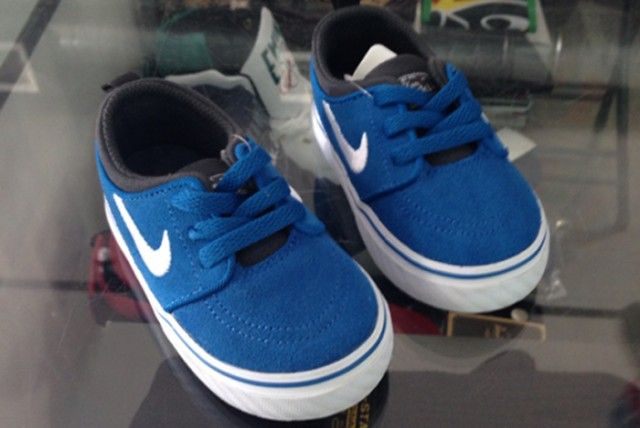 Nike SB Stefan Janoski Shoes For Toddlers | Child Mode